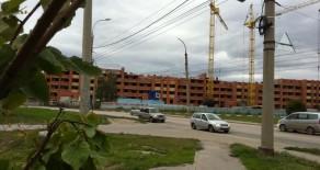 16-этажный дом, ул. Комсомольская, 18