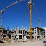 Новосибирск в числе лидеров по темпам роста строительства жилья