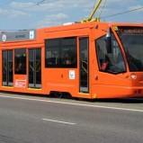 Первый низкопольный трамвай появился в Новосибирске