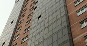 17-этажный дом, ул. Некрасова, 35