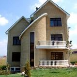 Объем малоэтажного строительства в первом  полугодии составил 205 000 кв.м.