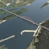 Строительство третьего моста осуществляется по графику