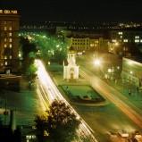 Ночной Новосибирск: эффектнее, ярче, выше